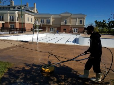 pressure washing middletown nj